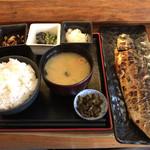 吉良 - 鯖焼き定食