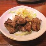 ねぎぼうず - 鳥レバー200円