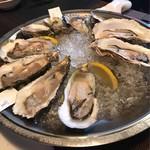 Ginza 澄海 - 生牡蠣食べ比べ