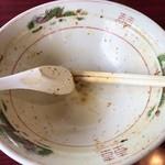 70020386 - らーめん八平(スープ完飲)