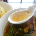 マジックス・キッチン - スッキリ醤油スープ