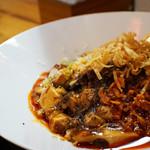 ファンク せんだい チャイニーズ - 汁なし陳式麻婆麺