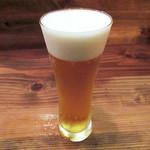 ワイン&ビア エストレ - 生ビールはカールスバーグ500円