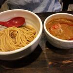 製麺処 蔵木 - 坦々つけ麺