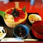 すし久 - てこね寿司   梅      ¥1250