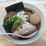 麺屋 いさお - 料理写真:醤油そば大盛 ※煮玉子追加