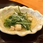 70029567 - 小鉢(海鮮ちらしセット)