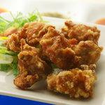 大陸麺本舗 - 鶏の唐揚げ
