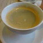 70030530 - 薄めのコーヒー。カレーの後は、胃に優しい。