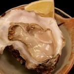 桂庵 - 岩牡蠣