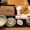 日本そば 蕎楽 - 料理写真:海老天せいろ(1200円)