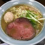 麺処 誠 - 料理写真:醤油ラーメン+味玉