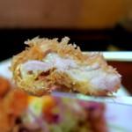 キッチン太郎 - サクサクのチキンカツ