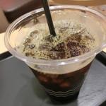 フィーカ タイム - ドリンク写真:アイスコーヒーミント