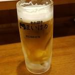まいける - 生ビール
