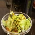 清香園 - サラダ