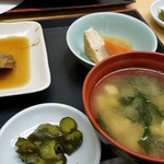 新蔵 - 煮魚定食