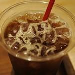 ワ スイーツ アンド カフェ かんみこより - アイスコーヒー