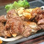 いきなりステーキ - 乱切りカットステーキ