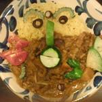 やさい食堂 堀江座 - 野菜カレー