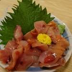 味久 - 赤貝の刺身