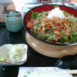 蕎麦処 大武 - おろし蕎麦