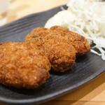 産直仕入れの北海道定食屋 北海堂 - カキフライ