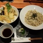 ISOGAMI FRY BAR - 天丼とざる