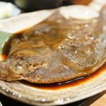 産直仕入れの北海道定食屋 北海堂 - かれい