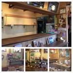 ヒッポー製パン所 - 店内 カフェスペースもありますね