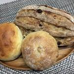 ヒッポー製パン所 - 料理写真:天然酵母パン