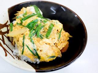 牛田 - カツ丼