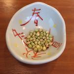 蕎麦工房 膳 - 福井県 丸岡産