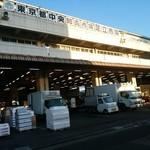 カフェ食堂みどり - 東京都中央卸売市場足立市場