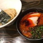 70047134 - 辛化つけ麺ハーフ(750円)