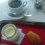 ブラッスリーオザミ - デザートとコーヒー