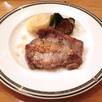 キッチンれん - ポークソテー 1000円