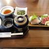 市場めし 柿しぶ - 料理写真:お刺身御膳