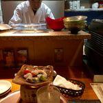 創味魚菜 いわ倉 - ハレノミーノのセット