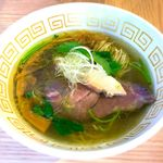 70050148 - 塩らぁ麺¥780 2017.5.6