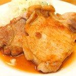 キッチンれん - 豚の生姜焼き 900円豚の生姜焼き 900円