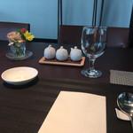 星期菜 - テーブルセット