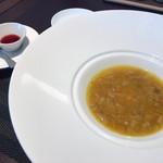 70050861 - スープ変更で蟹とフカヒレに、濃厚です^ ^