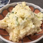 やきとり おくしり - ポテトサラダ(340円)