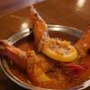 ナタラジャ - 料理写真:マドロスプラウンカリー