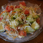 ナタラジャ - グリーンサラダ
