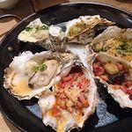 70053993 - 焼き牡蠣