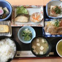 豊橋グリーンホテル-朝食(和食)2017年7月