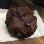 グリーン ビーン トゥ バー チョコレート - チョコレート マフィン 280円