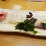 鶴亀寿司 -
